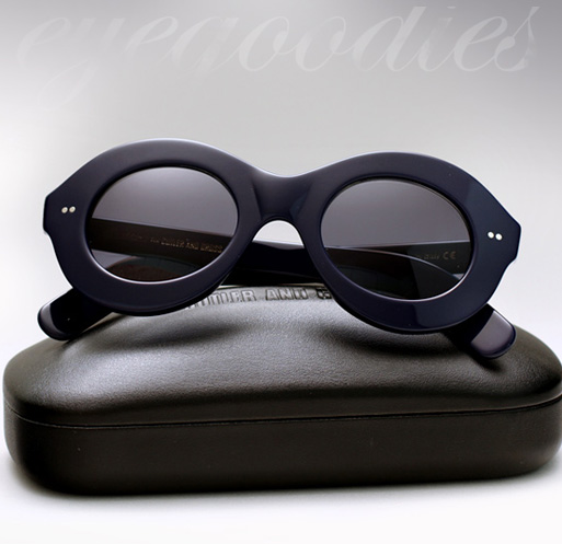 Cutler and Gross X Erdem Sunglasses - Navy