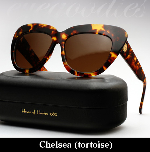 House of Harlow Chelsea sunglasses - Toroise