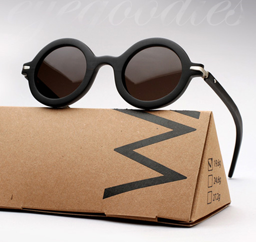 Waiting For The Sun 19.6g sunglasses - Black