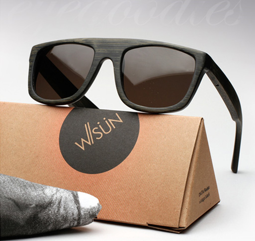 Waiting For The Sun Data Redux Sunglasses - Vintage Black