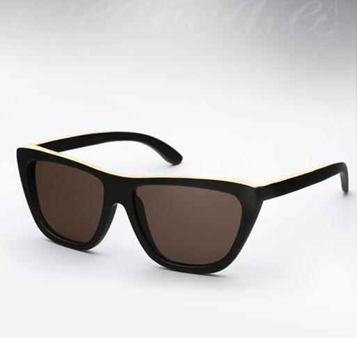 Waiting For The Sun Delta sunglasses - Black