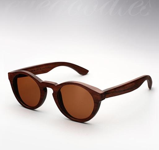 Waiting For The Sun Deux sunglasses - Cognac