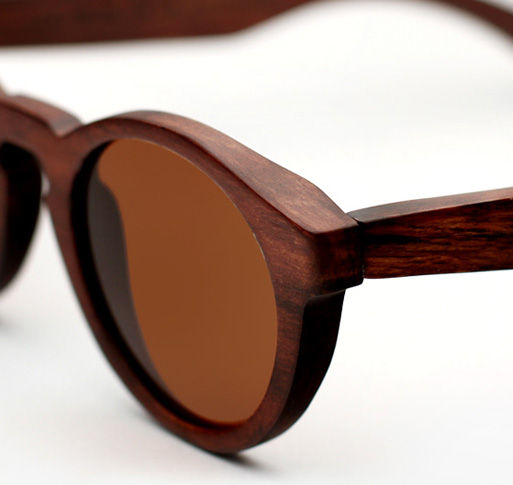 f275aaf2a24 Waiting For The Sun Deux sunglasses - Cognac