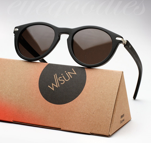 Waiting For The Sun Une Sunglasses - Black