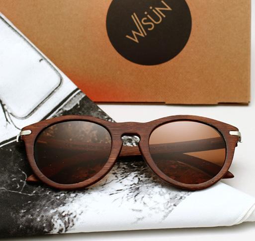 191c17c079f Waiting For The Sun Une Sunglasses - Cognac