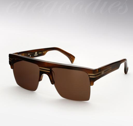 AM Eyewear Chrissy sunglasses Vintage Grain Limited Edition