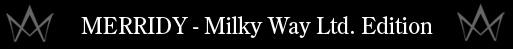 AM Eyewear Merridy sunglasses - Milky Way Limited Edition