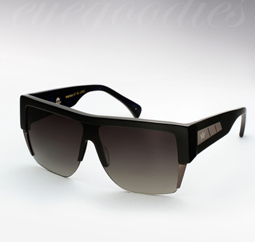 AM Eyewear Walkski sunglasses - Black