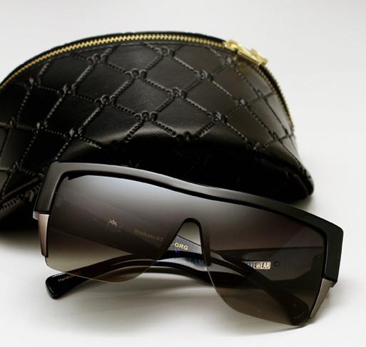 AM Eyewear Walkski sunglasses-black