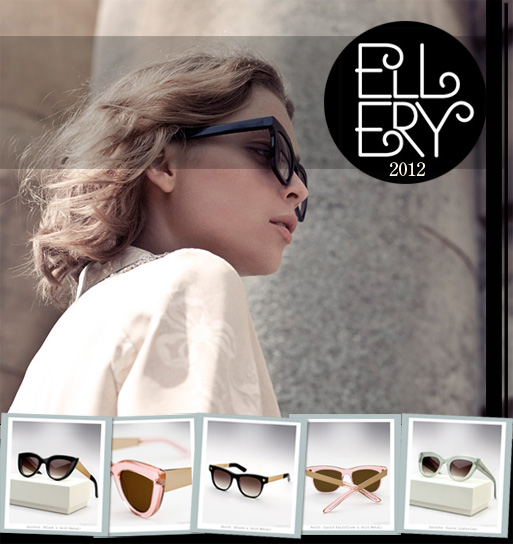 Ellery Sunglasses