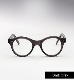 Cutler and Gross 1040 eyeglasses - Dark Grey