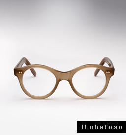 Cutler and Gross 1040 eyeglasses - Humble Potato