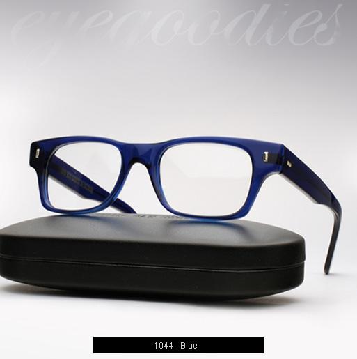 Cutler and Gross 1044 eyeglasses - Blue