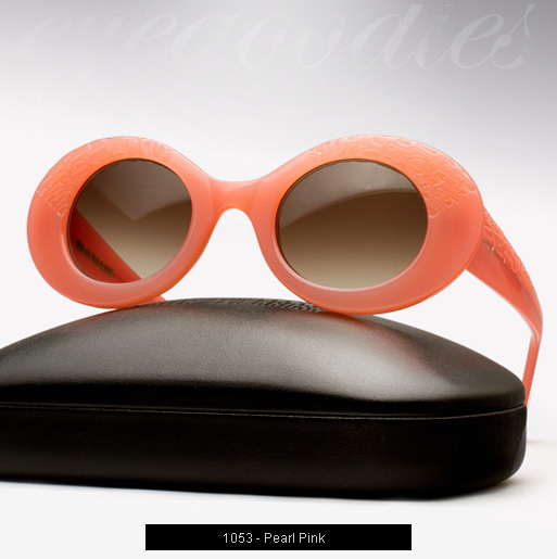 Cutler and Gross 1053 sunglasses - Pearl Pink