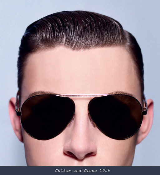 Cutler and Gross 1055 Sunglasses