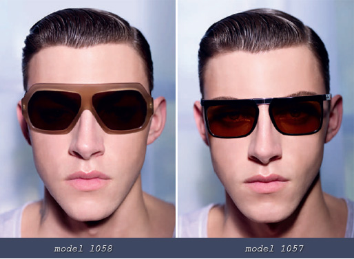 Cutler and Gross-sunglasses-models 1058 and 1057