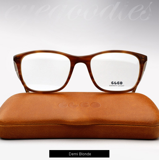 Best Eyeglass Frame Color For Blondes : Garrett Leight Sunglasses 2012