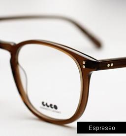 Garrett Leight Kinney eyeglasses - Espresso