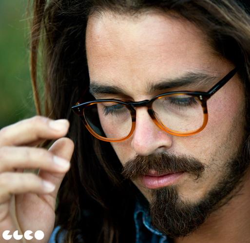 Garrett Leight Altair eyeglasses