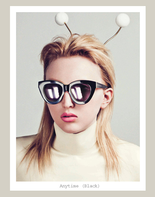 af025d1b24a0 Karen Walker sunglasses 2012 - Little Aliens