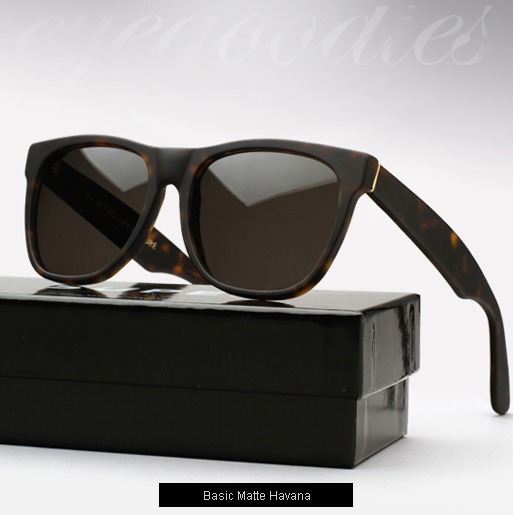 Super Basic Matte Havana Sunglasses