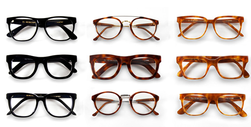 Super Eyeglass collection