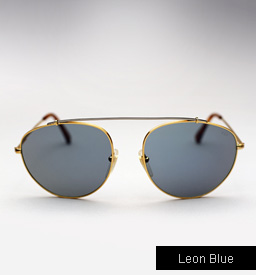 Super Leon Blue Sunglasses