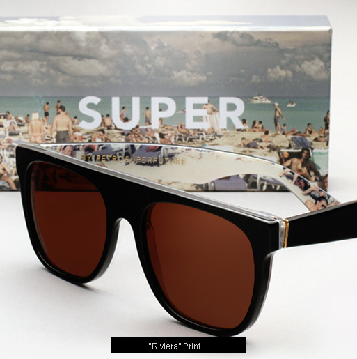Super Rivera Print sunglasses