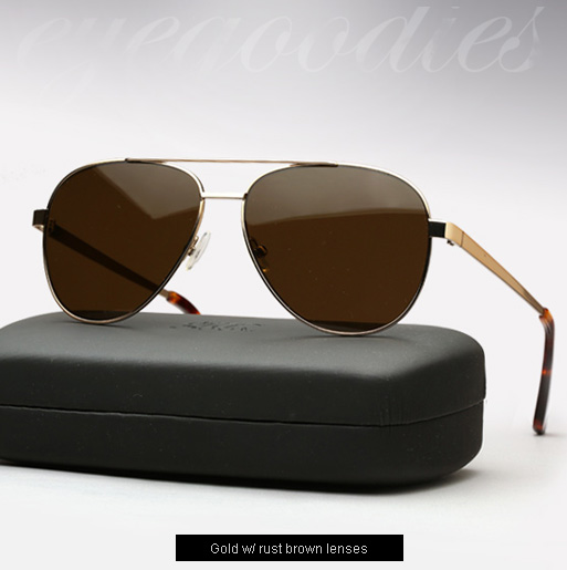 Graz Merik sunglasses - gold