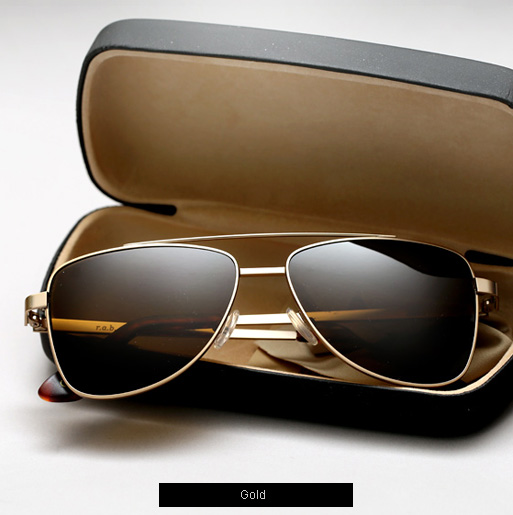 Graz Rab sunglasses - gold