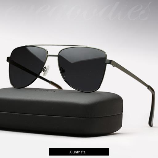 Graz Rab sunglasses - gunmetal