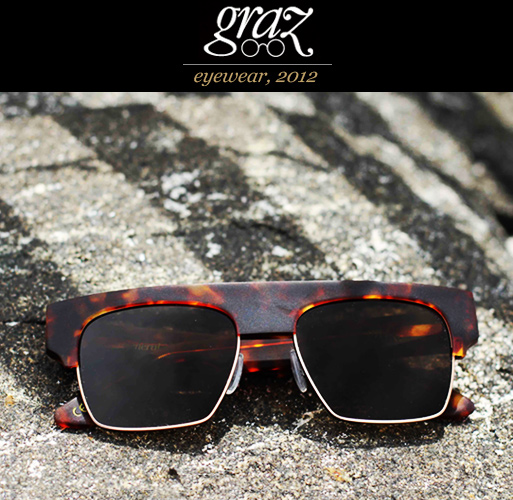 Graz sunglasses 2012
