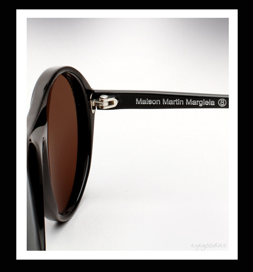 Maison Martin Margiela Replica France Sunglasses - Black