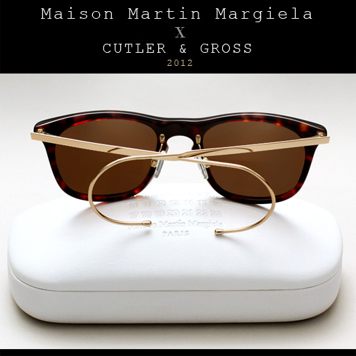 Maison Martin Margiela sunglasses 2012