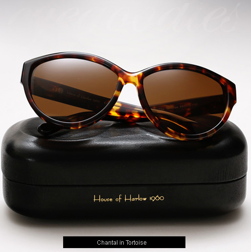 House of Harlow Chantal Sunglasses - Tortoise