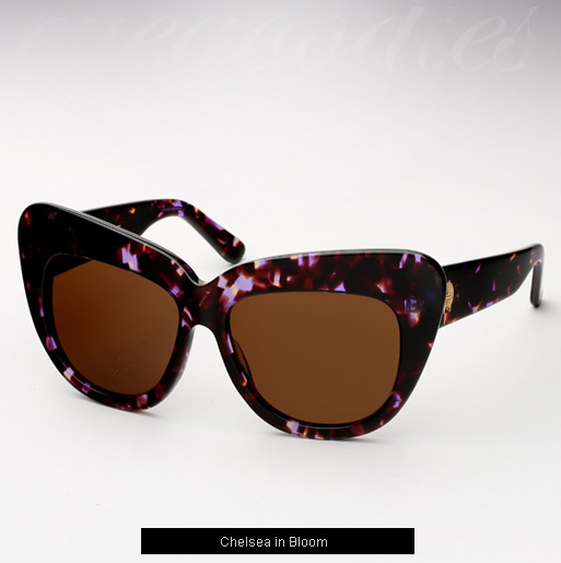 House of Harlow Chelsea Sunglasses - Bloom