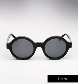 Illesteva Frieda Sunglasses - Black