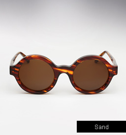 Illesteva Frieda Sunglasses - Sand
