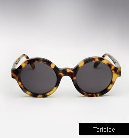 Illesteva Frieda Sunglasses - Tortoise