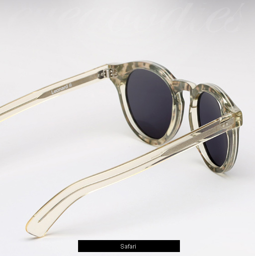 Illesteva Leonard 2 sunglasses - Safari