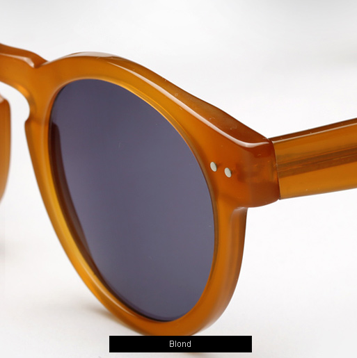 Illesteva Leonard sunglasses - Blond
