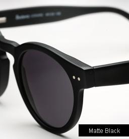 Illesteva Leonard sunglasses - Matte Black
