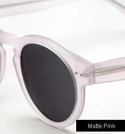 Illesteva Leonard sunglasses - Matte Pink