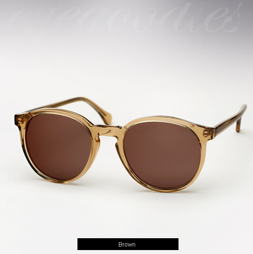 Illesteva Lily sunglasses - Brown