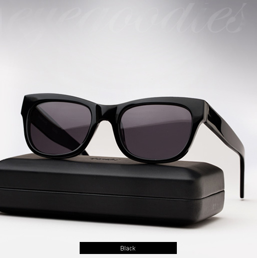 Ksubi Al Tarf sunglasses - Black