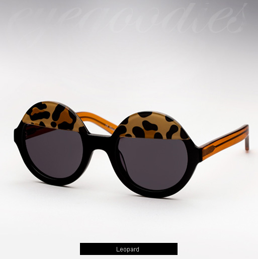 Ksubi Bellatrix sunglasses - Leopard