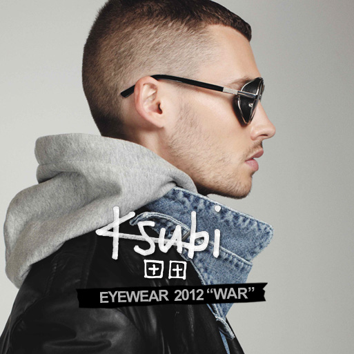Ksubi Eyewear 2012 WAR