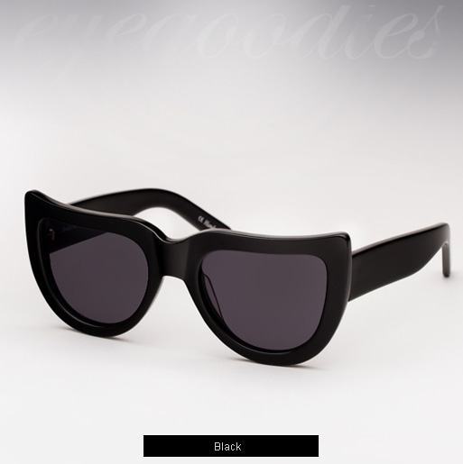 Ksubi Rana sunglasses - Black