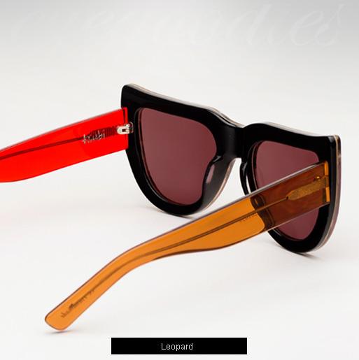 Ksubi Rana sunglasses - Leopard