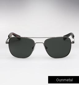 Mosley Tribes Cayton sunglasses - Gunmetal